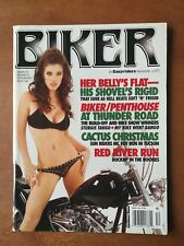 Biker Magazine by Easyriders December 2005 - Build-Off Winners - Penthouse Pet