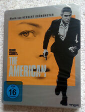 The American (2010) (Steelbook) [Blu-ray] - NEU & OVP