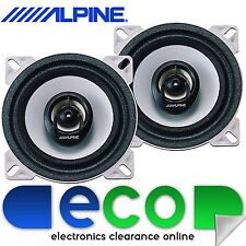 ALPINE MERCEDES BENZ SPRINTER Alpine 360 Watts 10cm Top Dashboard Car Speakers