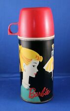 VINTAGE 1962 BARBIE METAL THERMOS