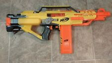 Nerf Stampede ECS Battery Operated Dart Gun w/18 Round Magazine