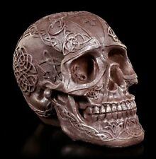 Tête de mort CELTE - celte fer - FANTASTIQUE GOTHIQUE Crâne déco