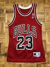 Michael Jordan Chicago Bulls Champion Size 36 Jersey *