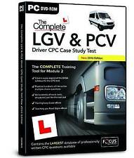 The Complete LGV and PCV Driver CPC Case study Test 2016/2017 New