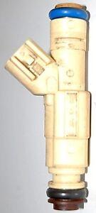 FORD MERCURY MAZDA MONDEO COUGAR MPV 2.5.0 FUEL INJECTOR 0280155861 XS2E-A5B