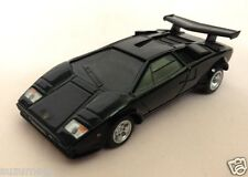 Lamborghini Countach LP500S 1:50 Black Diecast Scale Car - Promo Novelty UCC