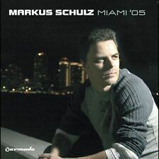 FREE US SHIP. on ANY 2 CDs! NEW CD SCHULZ,MARKUS: Miami '05