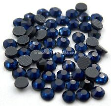 STRASS MC Stone collection 1440pz SS10 3mm Montana Blu azzurro scuro hotfix