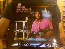 Junior Kimbrough & the Soul Blues Boys All Night Long LP 180 gm vinyl + mp3