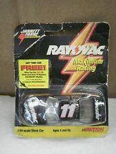 ACTION- JARRETT FAVRE MOTORSPORTS- RAYOVAC MAXIMUM RACING #11- NEW ON CARD- L30