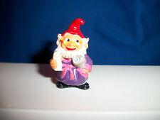 Bathroom Gnome Nightcoat Bathrobe Mini Figurine Kinder Surprise 1991 German