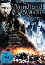 2 DVDs *  DIE NORDLAND MYTHEN - Adrian Paul  # NEU OVP %