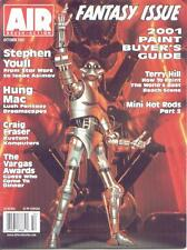 AIRBRUSH ACTION OCTOBER 2001 (NEW COPY)