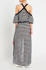 Cotton Blend Any Occasion Maxi Dress Dresses for Women