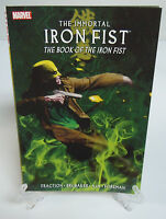 Immortal Iron Fist Book of Iron Fist Vol. 3 Marvel TPB Trade Paperback New