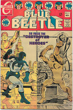 Blue Beetle #5 Charlton 1968 Ditko The Question VFNM