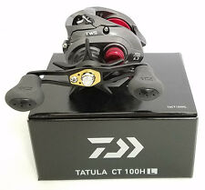 Daiwa Tatula CT 100 Baitcasting Fishing Reels Left & Right Hand Retrieve