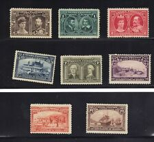 Canada Stamp #96-103 Quebec Tercentenary Set Complete - Read Desc - $998 cv
