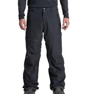 QUIKSILVER Men's FOREVER 2L Gore-Tex Pants - KVJ0 - XL - NWT