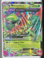 Mega-Sceptile-EX - 8/98 - Rare Holo ex - NM-Mint - XY Ancient Origins Pokemon LB