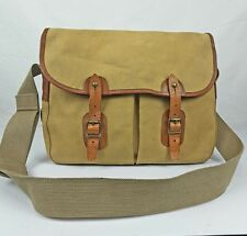 BARBOUR- B705 TARRAS BAG- MADE in SCOTLAND BY LIDDESDALE-FISHING bag