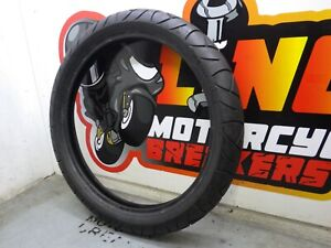 Michelin Pilot Sporty 2.75 18 Part worn tyre T188