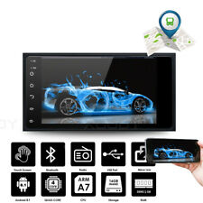 """7"""" Android 8.1 Stereo Radio GPS Touchscreen MP5 Player For Toyota  Corolla Camry"""