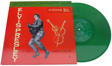 "ELVIS - Y SU CONNJUNTO (CHILE) GREEN VINYL 10"" - LTD ED. JAPANESE RE-ISSUE"