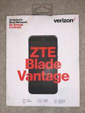 ZTE Blade Vantage Verizon Z839 16GB Black - Prepaid Smartphone BRAND NEW