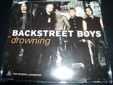 Backstreet Boys Drowning Australian CD Single – Like New