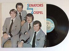 The Senators Quartet SING GOSPEL southern gospel vinyl LP CAM1507 Rick Fair MINT