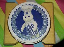 Pillsbury Doughboy Aquastone Coasters (set of 4)