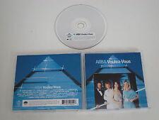 ABBA/VOULEZ-VOUS(POLAR 549 955-2) CD ALBUM