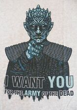 # SALE # T-Shirt - Game of Thrones - I Want You For The Army of The Dead