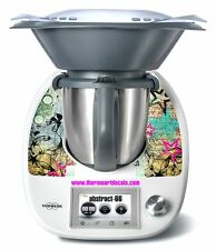 Thermomix TM5 Sticker Decal  (Code: Abstract 66)