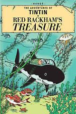 [ LE TRESOR DE RACKHAM LE ROUGE BY HERGE](AUTHOR)HARDBACK, New, Herge Book