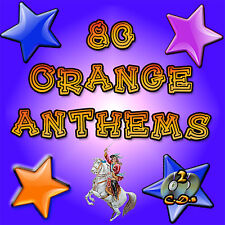 ***80 ORANGE ANTHEMS***   **NEW**  *** 2 c.d's ***  - LOYALIST/ ORANGE/ULSTER CD