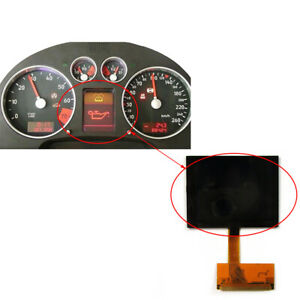 LCD Repair Cluster Speedometer Display Screen For 99-05 Audi A3 A4 A6 TT 8N