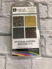 MYSTICAL GARDEN Cartridge For Cricut Imagine Machine 20 Patterns  Hobby Craft