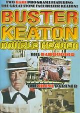 Buster Keaton Double Header Used - Very Good Dvd