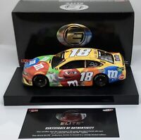 """2020 1/24 #18 Kyle Busch """"M&M's All-Star """"- ELITE - Camry 1 of 241 SD Shipping"""