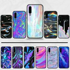 Holographic Prism Laser Phone Case Cover Shell For Huawei Honor 8x 8a 8c 9 9x 10