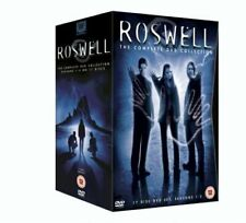 Roswell - Season 1-3 [2000] (DVD) Shiri Appleby, Jason Behr, Katherine Heigl