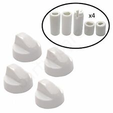 UNIVERSAL Multi-Fit Oven Cooker Hob Control Knob White  Switch Multi-Pack