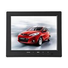 "S801H 8"" Inch IPS LCD Monitor 1024*768 AV BNC VGA HD Video Audio CCTV DVD PC VCD"