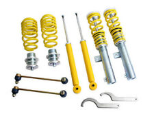 RSK COILOVERS KIT Fit 06-10 VW PASSAT B6 / 09-14 CC - YELLOW
