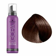 DISCONTINUED Schwarzkopf Igora Expert Mousse 4.68 Medium Brown Chocolate Red 2oz