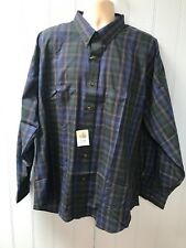 NWT Wrinkle Free Van Heusen Long Sleeve Men's Dress Shirt Size XXL