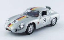 Porsche Abarth #21 1000 Km Parigi 1962 Lingue / Koch 1:43 Model BEST MODELS