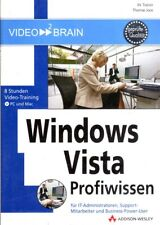 Video2brain Windows Vista Profiwissen